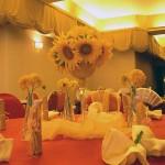 aranjamente florale Cotroceni Hall Restaurant