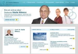 doctor ginecolog Vasile Nitescu