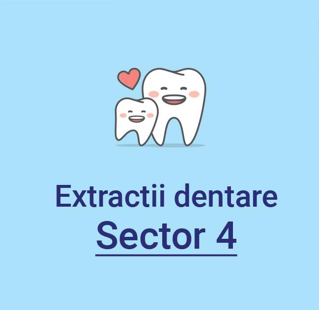 extractii dentare sector 4 Bucuresti